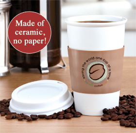 Eco Coffee Cup